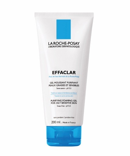 la roche posay effaclar purifying foaming gel style on file. Black Bedroom Furniture Sets. Home Design Ideas