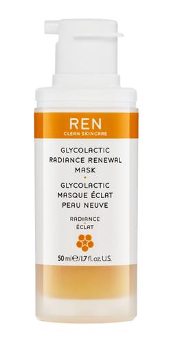 Glycolactic Radiance Renewal Mask