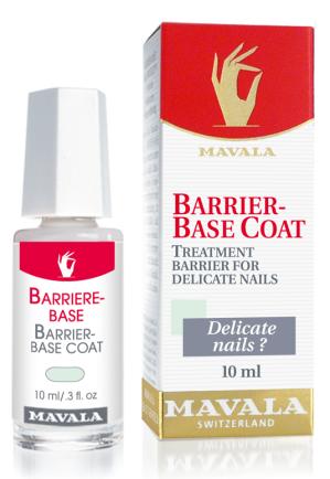 mavala barrier base coat