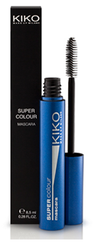 kiko mascara blue