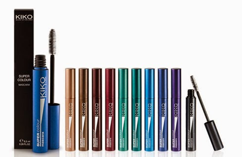 kiko mascara colours